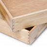Custom Wood Drawer Boxes