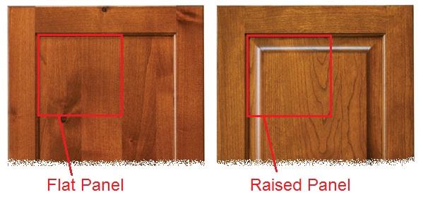 Custom Made Cabinet Doors Panels Wood Species