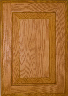 Horizon Cabinet Door Co: OAK AMERICAN RAISED PANEL Door